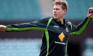 James Faulkner Australia cricketer t20