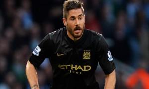 Javi Garcia Manchester City