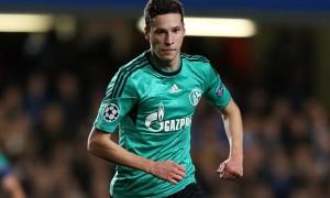 Julian Draxler Schalke 04 midfielder