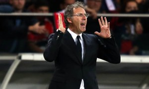 Laurent Blanc Paris Saint-Germain