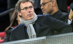 Laurent Blanc Paris Saint-Germain boss