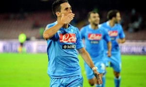 Napoli v Fiorentina Serie A