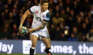 Owen Farrell England rbs 6 nations
