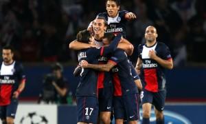 Paris Saint-Germain Champions League