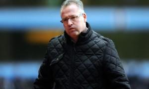 Paul Lambert Aston Villa boss