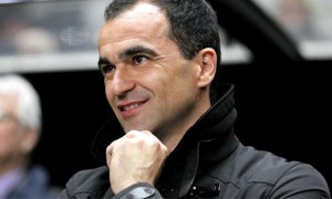 Roberto Martinez Everton boss