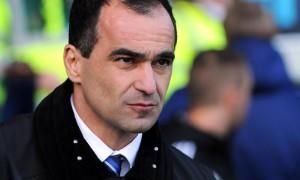 Roberto Martinez Everton boss