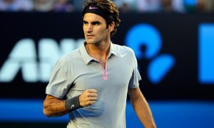 Roger Federer the Indian wells semi-finals
