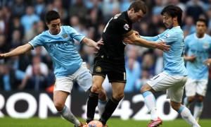 Samir Nasri Manchester City FA Cup