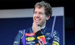 Sebastian Vettel Formula one champion