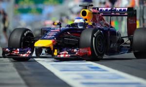 Sebastian Vettel Malaysian Grand Prix