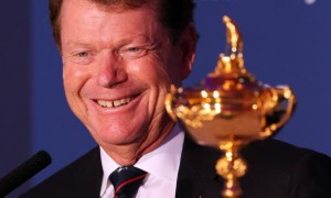 Tom Watson American Ryder Cup Captain