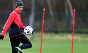 Adnan Januzaj Manchester United on Belgium World Cup