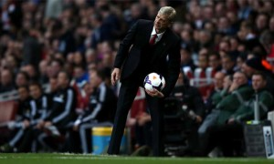 Arsene Wenger Arsenal FC boss football