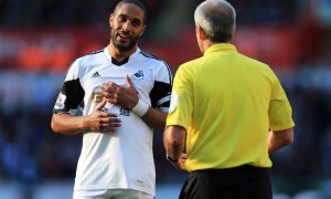 Ashley Williams Swansea City