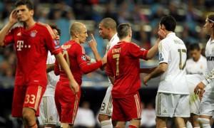Bayern Munich v Real Madrid