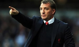 Brendan Rodgers Liverpool 2014 Manager