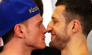 Carl Froch-George Groves re-match