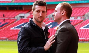 Carl Froch pushes George Groves boxing rematch