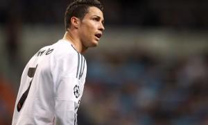 Cristiano Ronaldo Real Madrid Striker