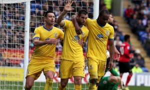 Crystal Palace accused of spying Cardiff City