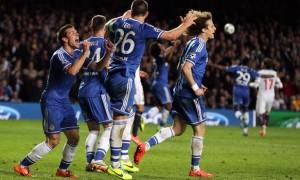 David Luiz Chelsea Defender