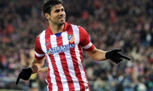 Diego Costa Atletico Madrid footballer