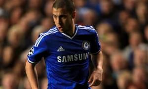 Eden Hazard Chelsea footballer