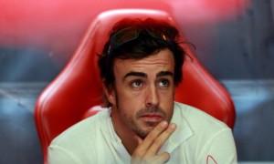 Fernando Alonso Ferrari Formula One