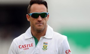 Francois Du Plessis South Africa ICC World Twenty20