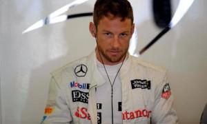 Jenson Button Mclren Chinese GP