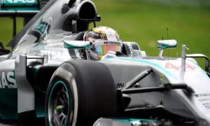 Lewis Hamilton Mercedes driver Chinese GP