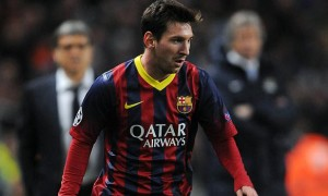 Lionel Messi Barcelona to offered new deal