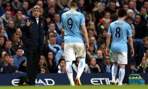 Manuel Pellegrini Manchester City manager