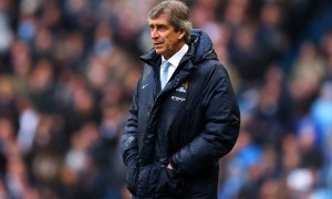 Manuel Pellegrini Manchester City Premier League