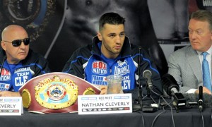 Nathan Cleverly Boxing