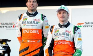 Nico Hulkenberg Force India driver