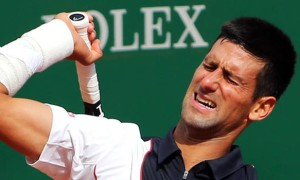 Novak Djokovic Injury hits French Open hopes