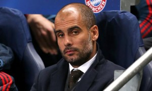 Pep Guardiola Bayern Munich manager