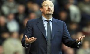 Rafa Benitez Napoli manager