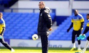 Roberto Martinez Everton boss football premier league
