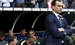 Roberto Martinez Everton boss Champions League