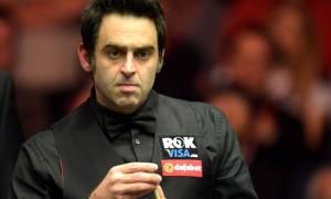 Ronnie OSullivan on Dafabet World Snooker Championship