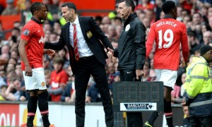 Ryan Giggs Man United care taker manager
