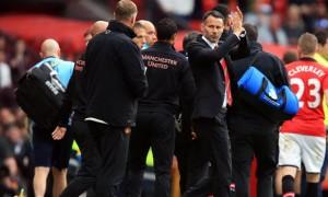 Ryan Giggs manchester Uniteds interim manager