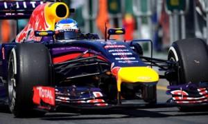 Sebastian Vettel Red Bull chinese gp