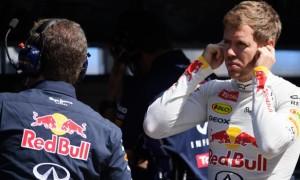 Sebastian Vettel of infiniti Red Bull Chinese Grand Prix