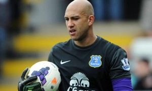 Tim Howard Everton Goalkeeper