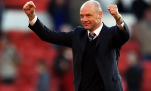 Uwe Rosler Wigan Athletic manager