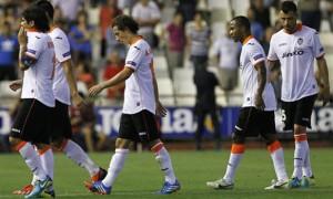Valencia vs Basel Europa League